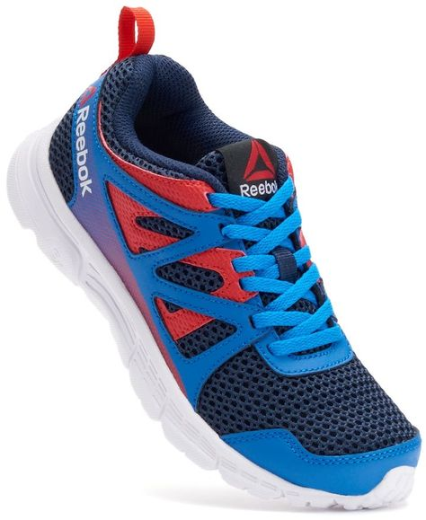 234cc63d08b448 Reebok Run Supreme 2.0 Boys  Running Shoes
