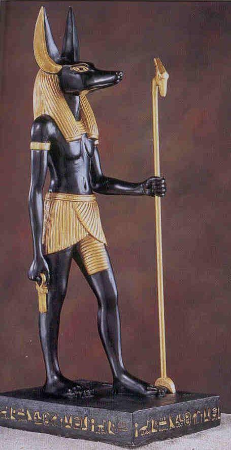 фото богов египта с головами клубе арта