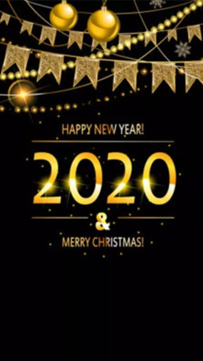 Latest New Year 2020 Wallpapers And Images For Iphone X And Ipad Happy New Year 2020 Quote Happy New Year Wallpaper Happy New Year Message New Year Wallpaper
