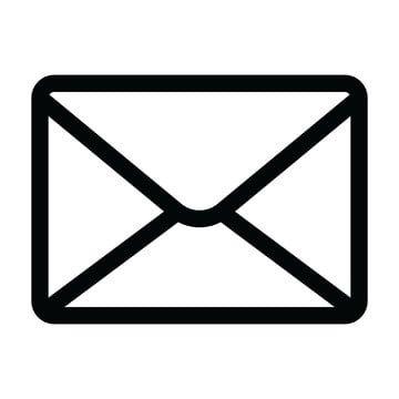 ícone De Email, Carta Clipart, ícones De E Mail, Endereço Imagem PNG e Vetor Para Download Gratuito | Email icon, Minimalist icons, Mail icon
