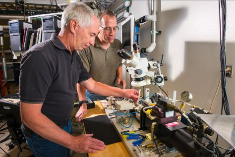 Texas A Scientists Collaborate With Sandia National Laboratories On Shape-Shifting Metal Alloy Research
