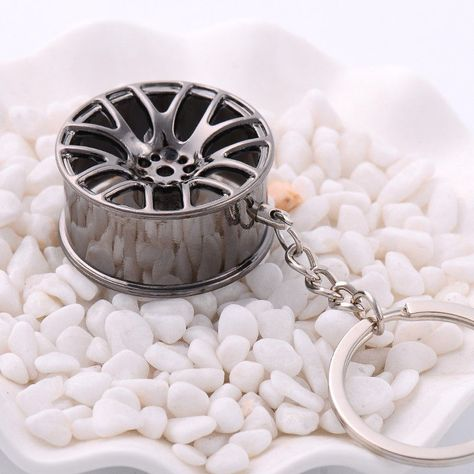 Parts Gearshift Lever Universal Knob Car Buckle Keyfob Collectibles Keyring