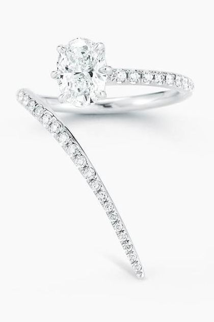 Alternative Engagement Rings For The Non Traditional Bride At Every Price Point Traditional Engagement Rings Nontraditional Engagement Rings Engagement Rings