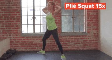 Here's The Only Butt Workout You Need