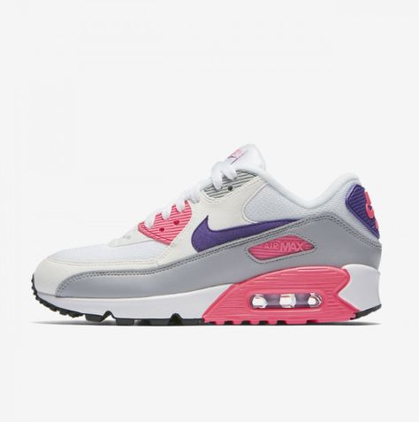 the latest fad80 708c9 Nike WMNS Air Max 90 White Size 8.5 US Womens Athletic Running Shoes  Sneakers  Nike  RunningShoes