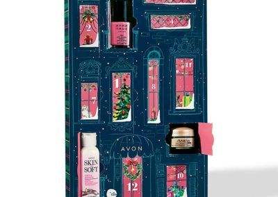 Avon 12 Days Of Christmas Beauty Calendar Beauty Calendar Beauty Gift Guide Christmas Beauty