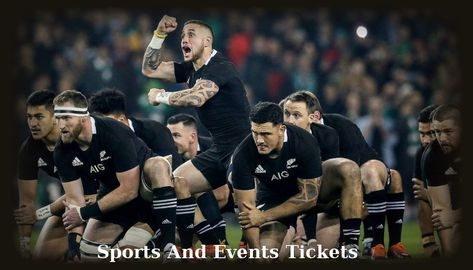 New Zealand Rugby World Cup Squad, Matches And Fixtures