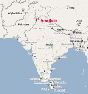 amritsar map My Mixed Heritage Pinterest Amritsar