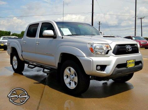 2012 Toyota Tacoma PreRunner! Take a look at out great Pre-Owned Vehicle Lineup!