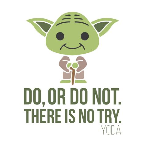 May The Fourth Be With You Rubysky Starwars Yoda Quote