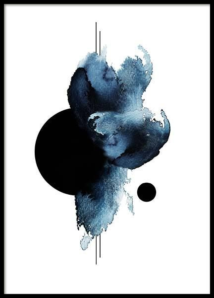 Aquarelle Shape Poster Etsy Art Prints Posters Art Prints