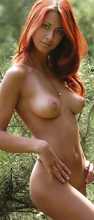 Naked women with good tan