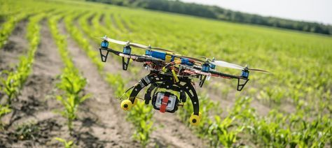 Six Ways Drones Are Revolutionizing Agriculture