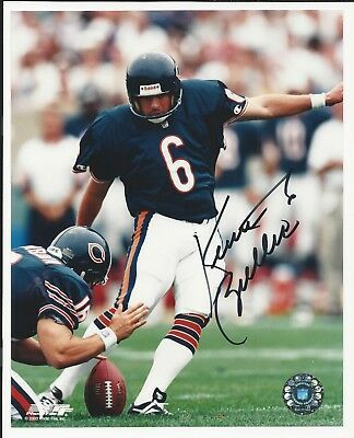 Sponsored Kevin Butler Chicago Bears Signed Auto 8x10 Football Photo Autograph In 2020 Football Photos Chicago Bears Bear Signs
