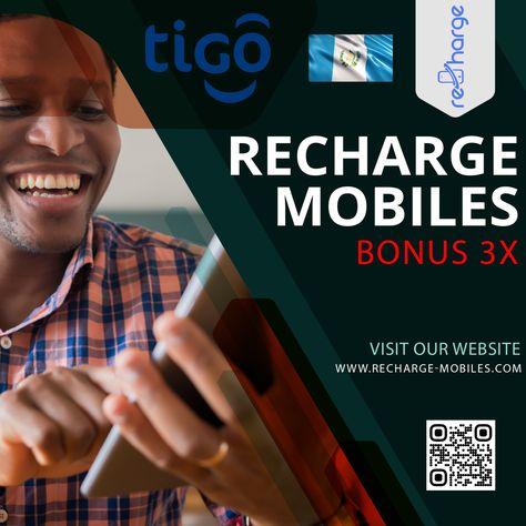 𝐓𝐢𝐠𝐨 𝐆𝐮𝐚𝐭𝐞𝐦𝐚𝐥𝐚 📲⠀ ⠀ 𝐏𝐫𝐨𝐦𝐨𝐭𝐢𝐨𝐧: Bonus 3x⠀ 𝐎𝐩𝐞𝐫𝐚𝐭𝐨𝐫: Tigo Guatemala⠀ 𝐂𝐨𝐮𝐧𝐭𝐫𝐲: Guatemala⠀ 𝐃𝐞𝐧𝐨𝐦𝐢𝐧𝐚𝐭𝐢𝐨𝐧𝐬: USD 15⠀ 𝐃𝐞𝐧𝐨𝐦𝐢𝐧𝐚𝐭𝐢𝐨𝐧𝐬(𝐥𝐨𝐜𝐚𝐥): GTQ 108⠀ ⠀ 𝐓𝐞𝐫𝐦𝐬 𝐚𝐧𝐝 𝐂𝐨𝐧𝐝𝐢𝐭𝐢𝐨𝐧𝐬: 📑⠀ ⠀ → Calls and SMS to USA, OnNet and ExtNet calls.⠀ ⠀ → Promotional balance expiration date: 30 days ⠀ Recharge mobile with www.recharge-mobiles.com 🔝 #rechargemobiles #mobiletopup #mobilerecharge