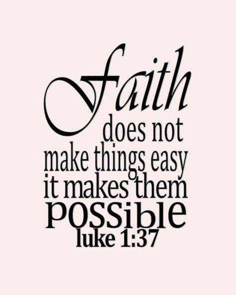 Faith Is Not Dead