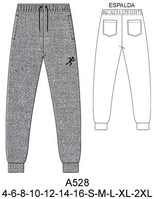 Pantalon Buzo Con Puno Sencillo Pantalones De Vestir Hombre Pantalones De Hombre Moda Pantalones De Hombre