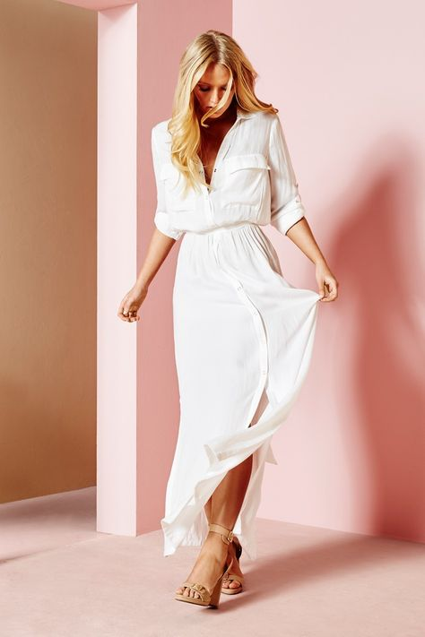SHEIKE BERMUDA MAXI DRESS | Dresses, Flowy maxi dress, Flowy