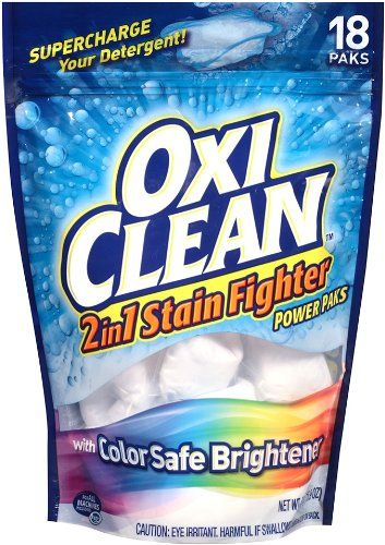 Oxi Clean 2in1 Color Safe Laundry Detergent Fabric Conditioner