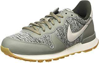 Nike Damen Internationalist Sneakers Schwarz 36.5 EU #damen
