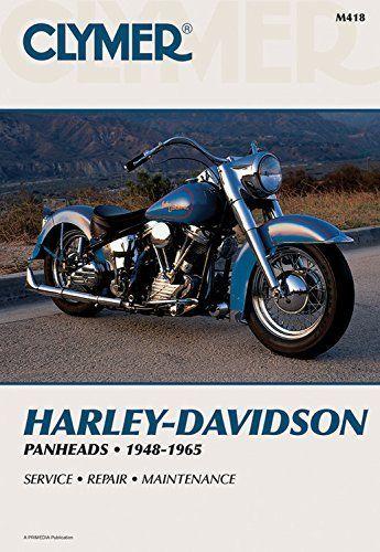 Harley Davidson Panheads 1948 1965 Service Repair Maintenance Clymer Motorcycle Harleydavidsonbike Harley Panhead Classic Harley Davidson Harley Davidson