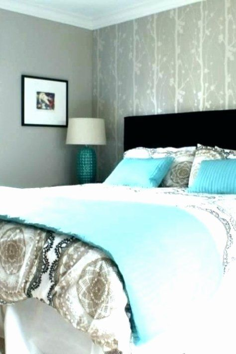 16 Turquoise And Brown Wall Decor In 2020 Turquoise Room Purple