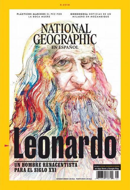 National Geographic En Español Mayo 2019 Descargar Revista Pdf Gratis National Geographic Cover National Geographic Comic Book Cover