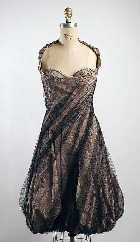 Dress, Alexander McQueen  (British, 1969–2010)