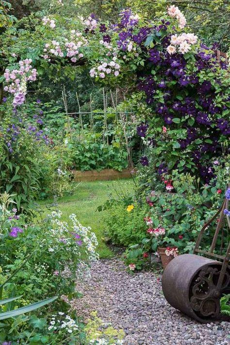 01 Superbes Idees De Petits Jardins Pour Backyar Idees Jardin