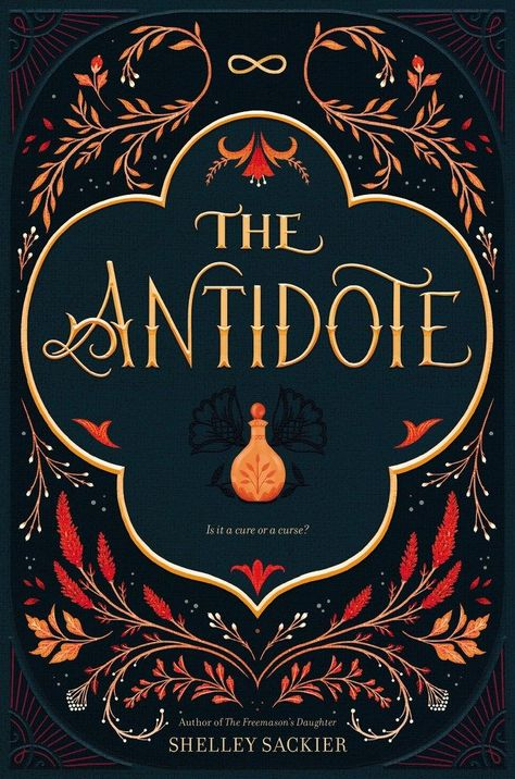 The Antidote by Shelley Sackier takes place in a world where magic must be kept hidden, even if it could be the answer to all of our problems. Check out an exclusive first look at the cover right here! Fantasy Book Covers, Book Cover Art, Fantasy Books, Book Art, Best Book Cover Design, Fantasy Romance, Books And Tea, Edition Jeunesse, Books To Read