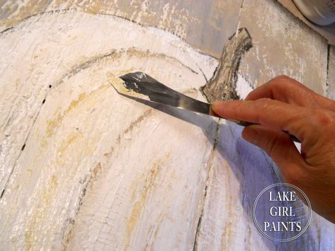 how to paint rustic white pumpkin art, crafts, seasonal holiday decor Texture Painting On Canvas, Palette Knife Painting, Autumn Painting, Autumn Art, Painting Tips, Fall Paintings, Canvas Art, Painting Techniques, Scrape Painting