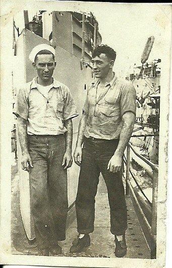 Two sailors | Sailor | Vintage sailor, Navy sailor, Sailor