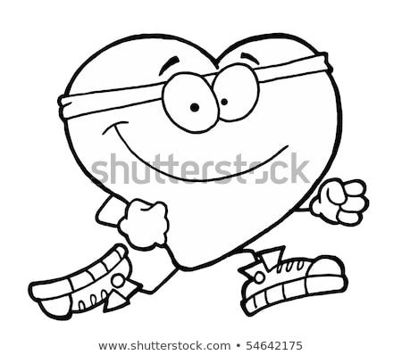 Healthy Heart Coloring Pages