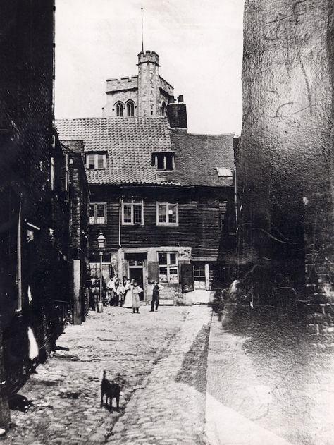 Lambeth London 1800s