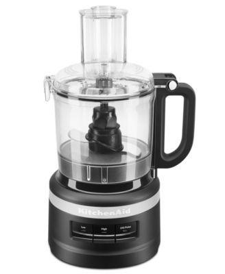 Kitchenaid 7 Cup Food Processor Kfp0718 Reviews Small