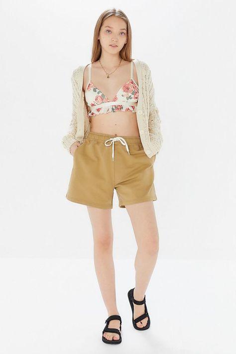 432f3937cf3 Motel Kozue Sparkly Tie-Back Mini Dress