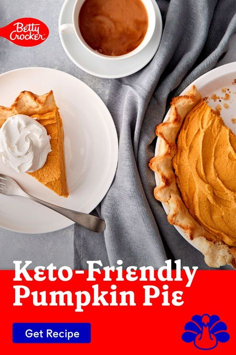 Looking for a must-make keto recipe? Try our Keto-Friendly Pumpkin Pie! Pin today for a low-carb dessert everyone will love.