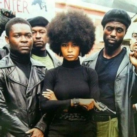 """Abracadabra on Instagram: """"Did you know that the Black Panther party gave children free breakfast before most school districts offered such a thing? The black…"""""""
