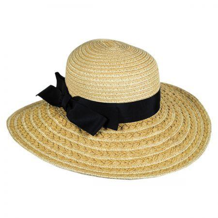 Toucan Packable Braid Sunhat available at  VillageHatShop  c92004981d3
