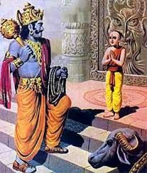 Image Result For Nachiketa And Yamraj Story With Images Saints