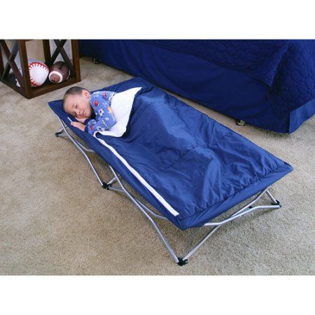 Baby Toddler Travel Bed Camping Cot Portable Bed