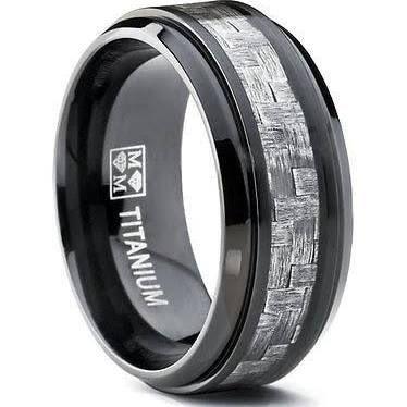 Carbon Wedding Rings Uk In 2020 Wedding Ring Bands Rings Mens Wedding Bands Carbon Fiber Wedding Bands