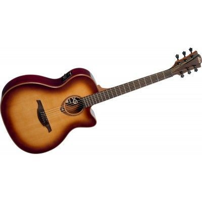 LAG French guitar