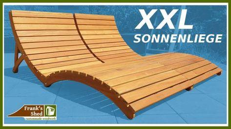 12 Gartenliege Holz Selber Bauen Garten Gestaltung
