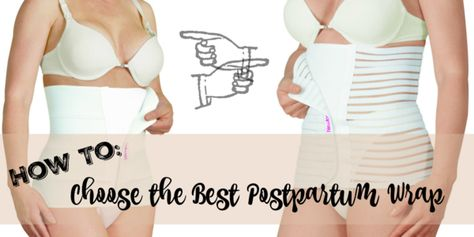 How to Choose the Best Postpartum Belly Wrap