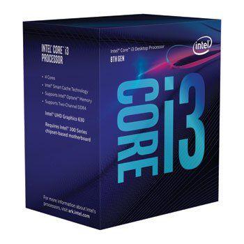 Intel Core I3 8100 Coffee Lake Desktop Processor Cpu In 2020 Intel Core Intel Processor