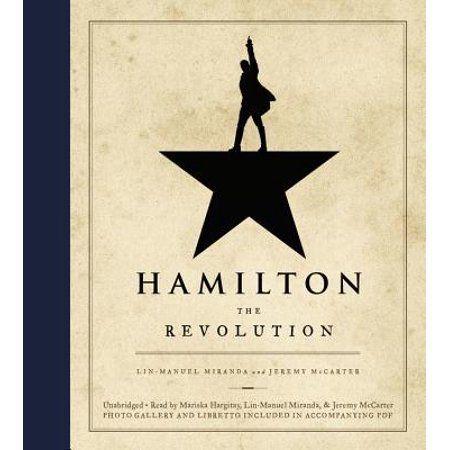 Photo of Hamilton : The Revolution – Walmart.com