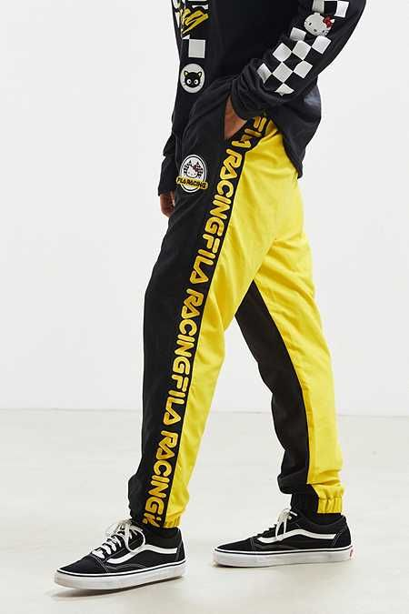 f6be0d76 URBAN OUTFITTERS | FILA X Sanrio For UO Track Pant | sportswear in 2019 |  Track pants mens, Mens jogger pants, Fila outfit