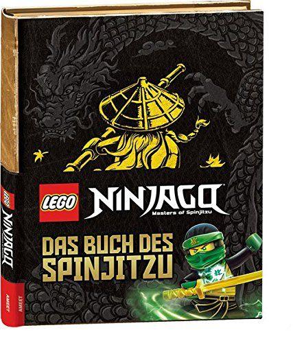 Lego Ninjago Das Buch Des Spinjitzu Das Handbuch Fa R Ninja Das Buch Lego Ninjago Bucher Lego Ninjago Lego