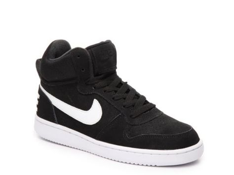 nike court borough mid nere